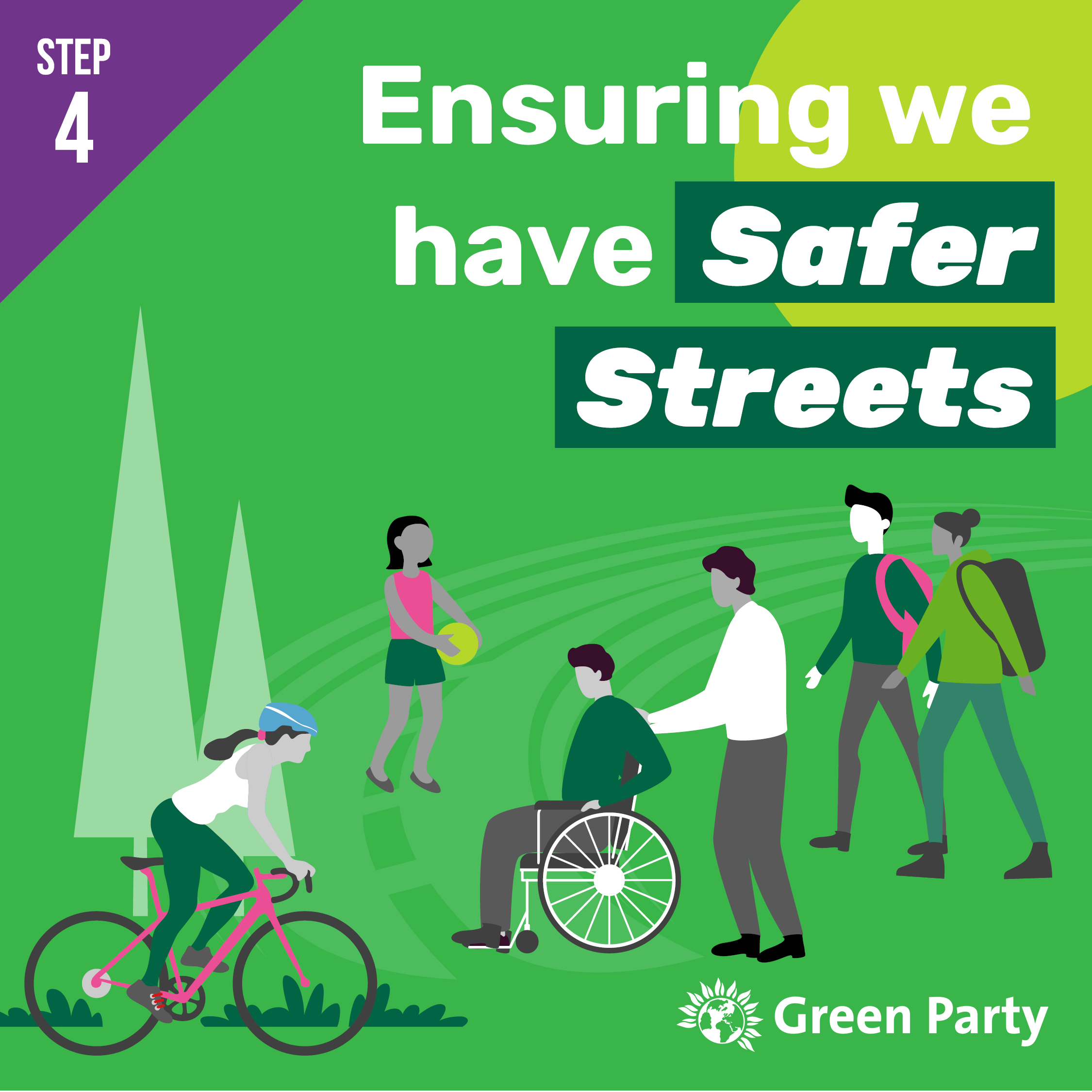 Step 4 - Safer Streets [Facebook & Instagram]